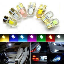 10x Bright 12V T10 192 COB 8SMD LED Liscense Plate Light Bulbs Car Signal lights