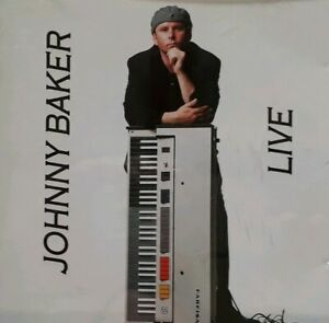 Johnny Baker-Live Bakers Dozen CD.CDF 1620.No Woman No Cry/Sultans Of Swing/One+