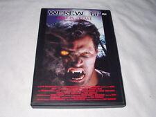 Werewolf (1995) DVD Horror Tony Zarindast Cult Wolfman Rest in...Beast