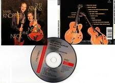 "CHET ATKINS - MARK KNOPFLER ""Neck And Neck"" (CD) 1990"