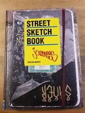 Street Sketchbook : Journeys by Tristan Manco (2010, Hardcover)