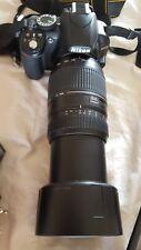 Fotocamera Nikon D3100 e accessori