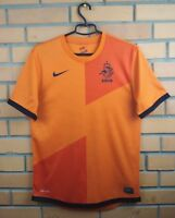 Holland Netherlands jersey small 2012 2014 home shirt 447289-815 soccer Nike