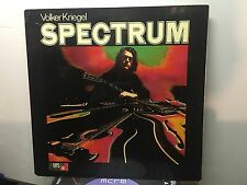 VOLKER KRIEGEL - Spectrum ~ MPS 68.034{nm} w/John Taylor, Trunk, Cees See ->RARE