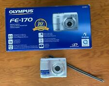 Olympus FE-170 6.0MP Point & Shoot Digital Camera with Image Stabilization