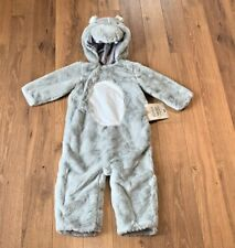 NWT Pottery Barn Kids Baby Hippo costume 12-24 months Dress up Halloween