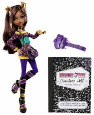 Mattel Monster High School's Out Clawdeen Wolf Doll