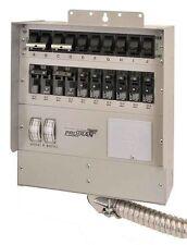 New Reliance 510c 50 Amp 10 Circuit Power Transfer Generator Ac Switch Kit