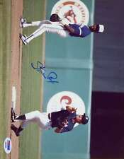 STEVE SAX YANKEES PSA/DNA SIGNED ORIGINAL IMAGE 1/1 8X10 PHOTO AUTOGRAPH