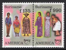 Suriname 1056-57 Pair Mint NH