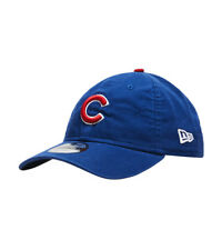 """New Era 920 """"Core Classic Chicago Cubs"""" Strapback Hat (Light Royal) Polo Dad Cap"""
