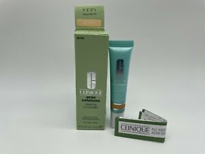 CLINIQUE ACNE SOLUTIONS CLEARING CONCEALER 0.34OZ/10ML~SELECT YOUR SHADE