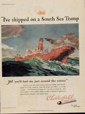 1931 Chesterfield ad showing a nice Art Work by Courtney A.....