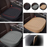 Universal Car Set Cover Front Single LUXURY Soft Breathable PU Leather Cushion