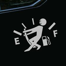Funny High Gas Consumption Sticker Car Truck Bumper Window Decal Car Accessories
