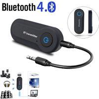 Wireless Bluetooth Sender Transmitter USB Audio 3,5mm AUX Sender Adapter PC TV