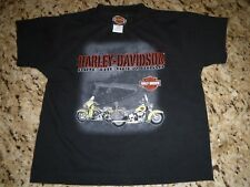 HARLEY DAVIDSON MOTORCYCLES RIDE THE OPEN ROAD  KIDS SIZE SMALL  6