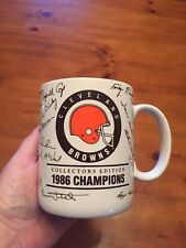 f3c43c2cc58 Cleveland Browns Sports Fan Mugs for sale | eBay