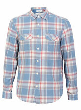 H&M Cotton Checked Collared Casual Shirts & Tops for Men