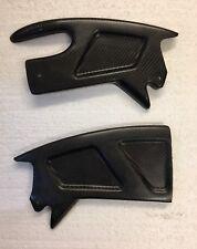 Honda NSF250R Moto3 Speed Fiber Pre-Preg Carbon Fibre Swingarm Protectors