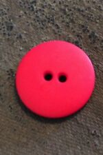 DILL BUTTONS #103606 PINK ROUND--2 HOLE--23MM--8 PIECES