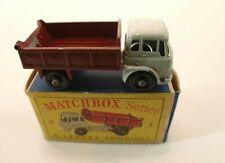 Matchbox series n° 3 camion Bedford Tipper Truck en boite