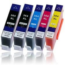 5 Druckerpatronen für HP Photosmart C5324 C5370 C5373 C5380 C5383 C5388 C5390