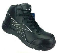 Reebok Men's sz 8 Wide Tarade Composite Toe Work Boot RB4275 Black Shoe 8W