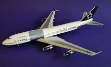 InFlight200 Boeing 747-300 Varig PP-VNI 'Star Alliance' (with stand)