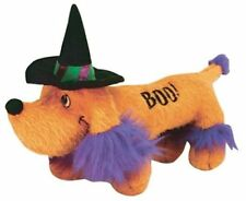 "Votoys Xpet 12 "" Halloween Loofa Boo en Peluche Sorcière Chien Jouet. To The USA"