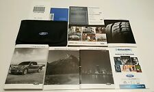 2015 ford f150 owners manual ebay rh ebay ca 2010 F150 Manual F150 Manual Interior
