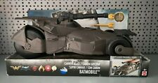 Mattel DC Justice League FGH58 Cannon Blast Batmobile. Brand New.