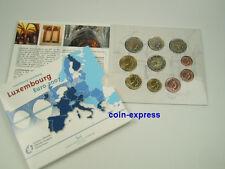 *** EURO KMS LUXEMBURG 2007 BU Kursmünzensatz 3 x 2 € Luxembourg Coin Set ***
