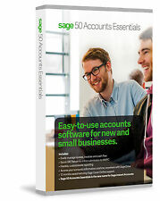 New Sage 50 Accounts Essentials Version 23 - Fast, Free Delivery