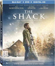 Shack - 2 DISC SET (2017, Blu-ray New)