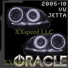ORACLE Volkswagen Rabbit/GTI 05-10 WHITE LED Head + Foglight Halo Angel Eyes Kit