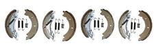 2 x Orginal Knott Bremsbackensatz Bremse 200x50 20-2425/1 Bremsbeläge mit Federn