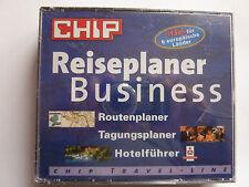 Reiseplaner Business Routen-Tagungsplaner neu 3 Stück. CD ROM neu eingeschweisst