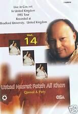 NUSRAT FATEH ALI KHAN VOL 14 - LIVE IN BRADFORD (1985)