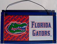 Florida University Gators College Plaque Wood Sign Sport Plaque  Team NCAA 2