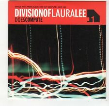 (FE543) Division of Laura Lee, Does Compute - 2004 DJ CD