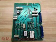 Fanuc A16B-1100-024 Circuit Board - Used