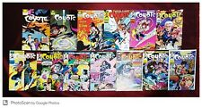 COYOTE 1 – 13  Marvel/Epic comics 1983 VF+/NM -#11 First Todd McFarlane artwork