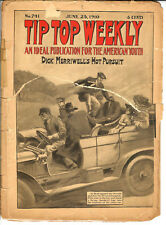 Tip Top Weekly #741  Street & Smith 1910