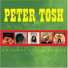 Peter Tosh - Original Album Series [CD]