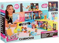 LOL Surprise! Clubhouse Playset con 40+ Surprises 2 Exclusive BOYS CASA CLUB new