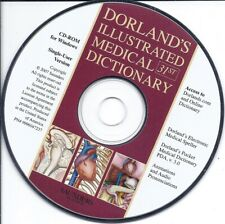 Dorland's Illustrated Medical Dictionary CD