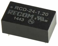 Recom RCD-24-1.20 LED Driver IC, 6 → 36 V dc 1.2A 6-Pin PCB