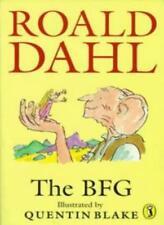 The BFG (Puffin Books)-Roald Dahl, Quentin Blake
