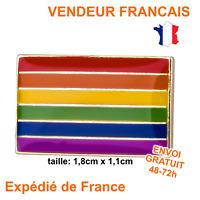 Pin's pins rainbow gay ac en ciel LGBT